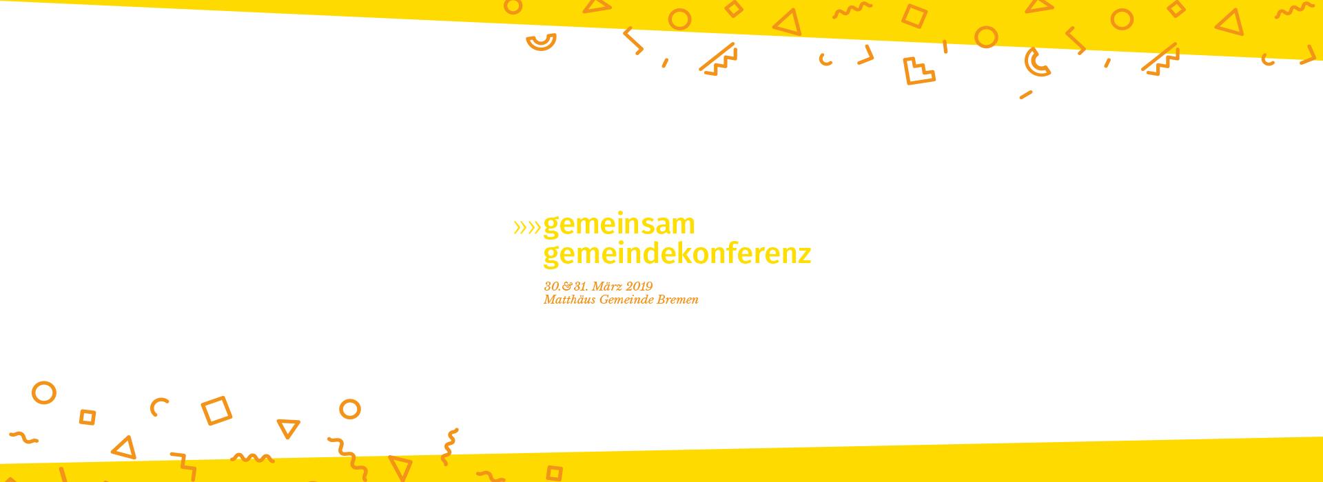 Gemeinsam Gemeindekonferenz – Vortrag3: Entwicklung der Gemeinde Gottes in Deutschland