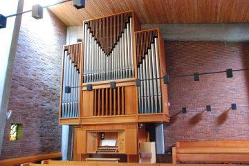 unser neuer organist