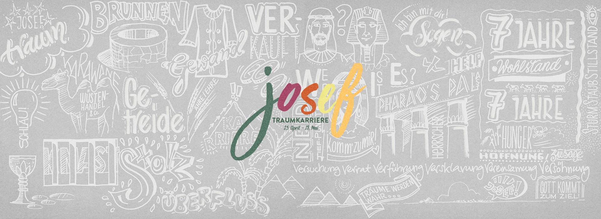 Josef – Der Weg der Versöhnung