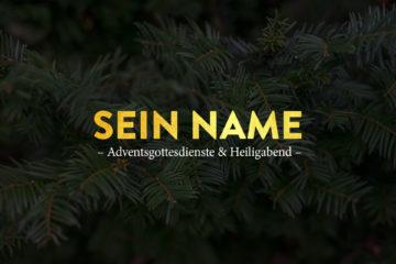 Sein Name