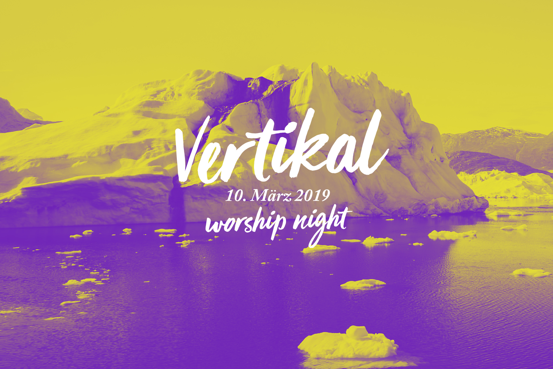Vertikal Worship Night Bremen Mätz 2019
