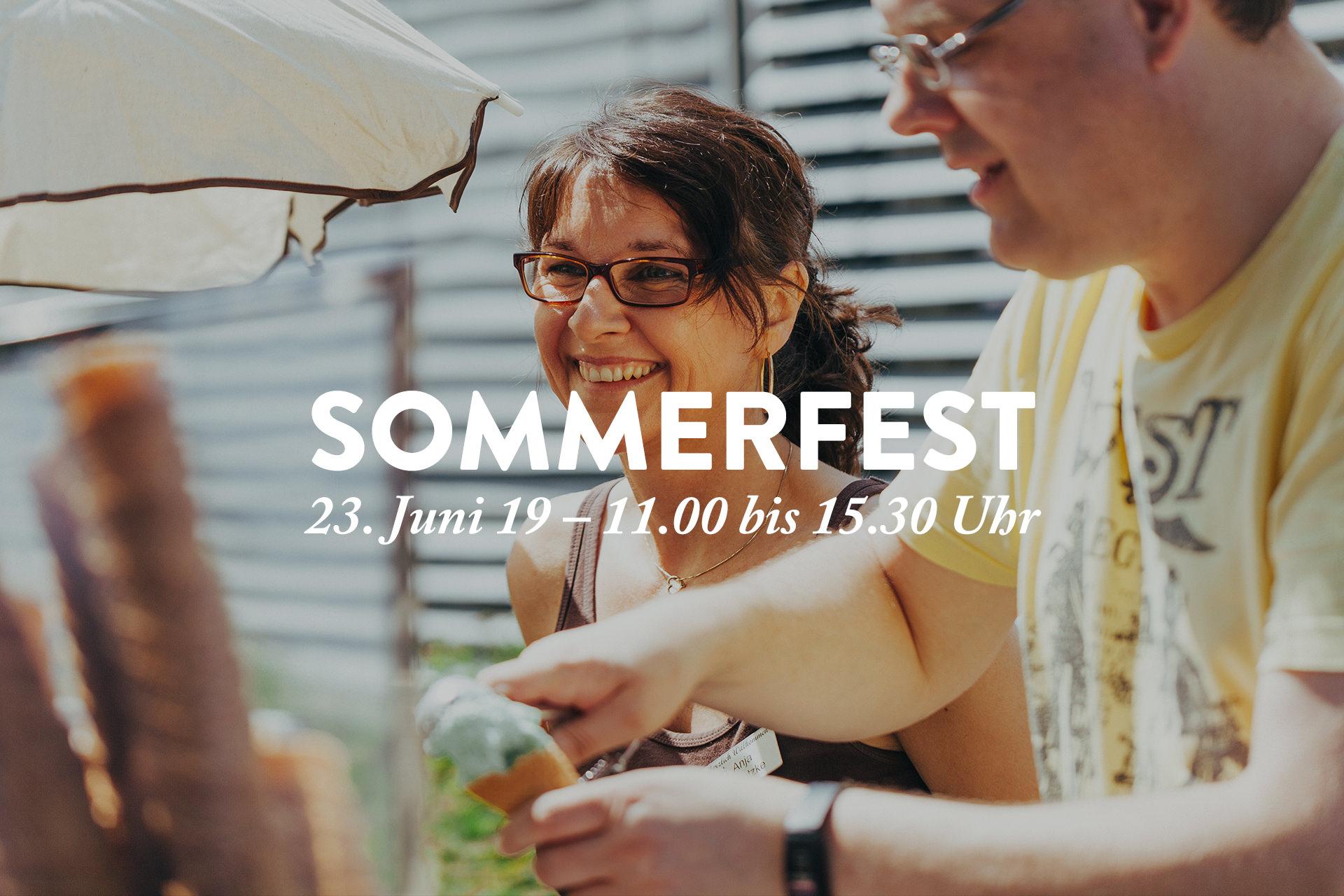 Sommerfest in der Matthäusgemeinde am 14.06.2019