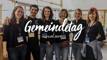 Gemeindetag – 14.09.19