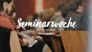 Seminarwoche