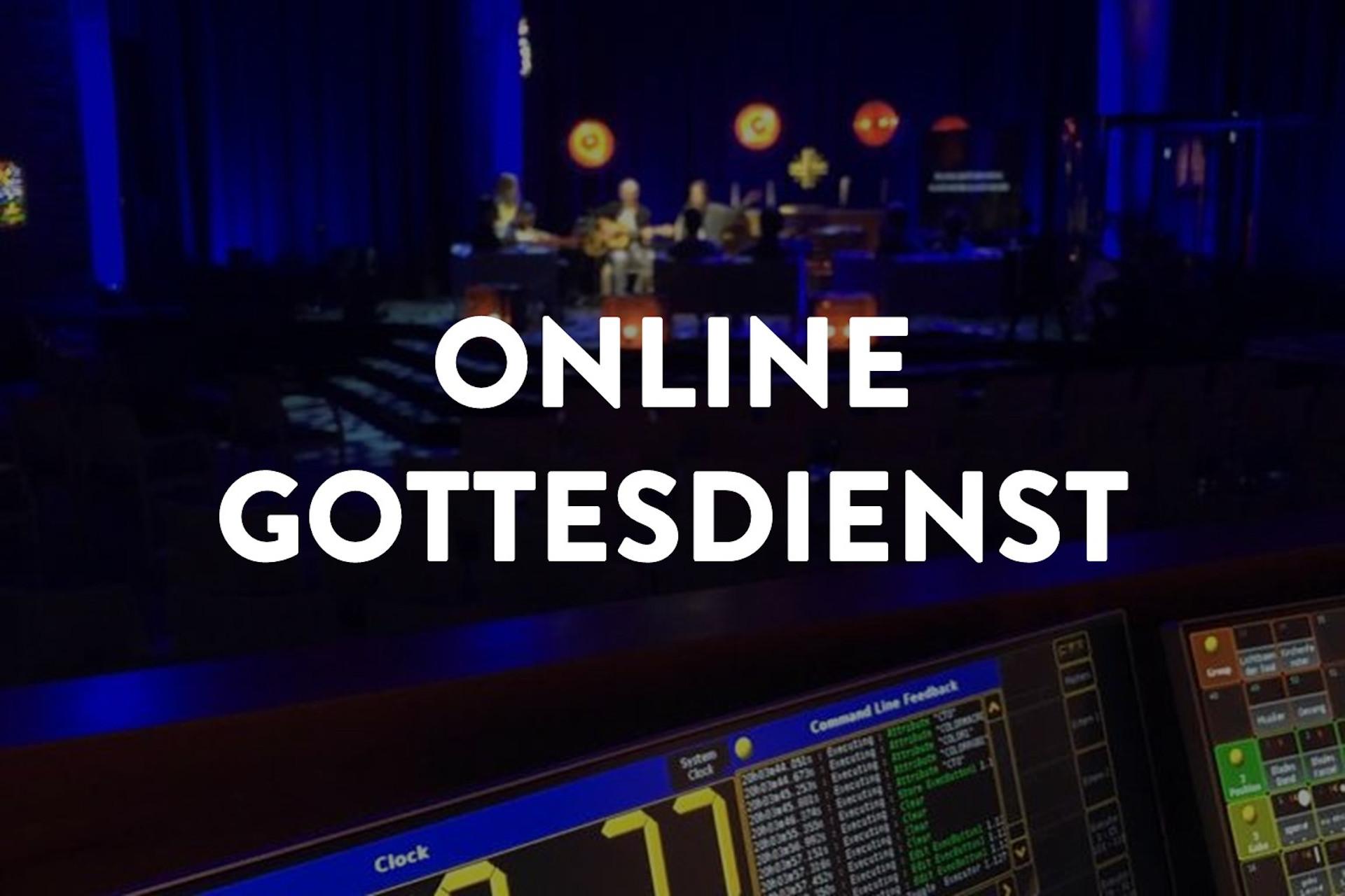 Online-Gottesdienst  am 22.März
