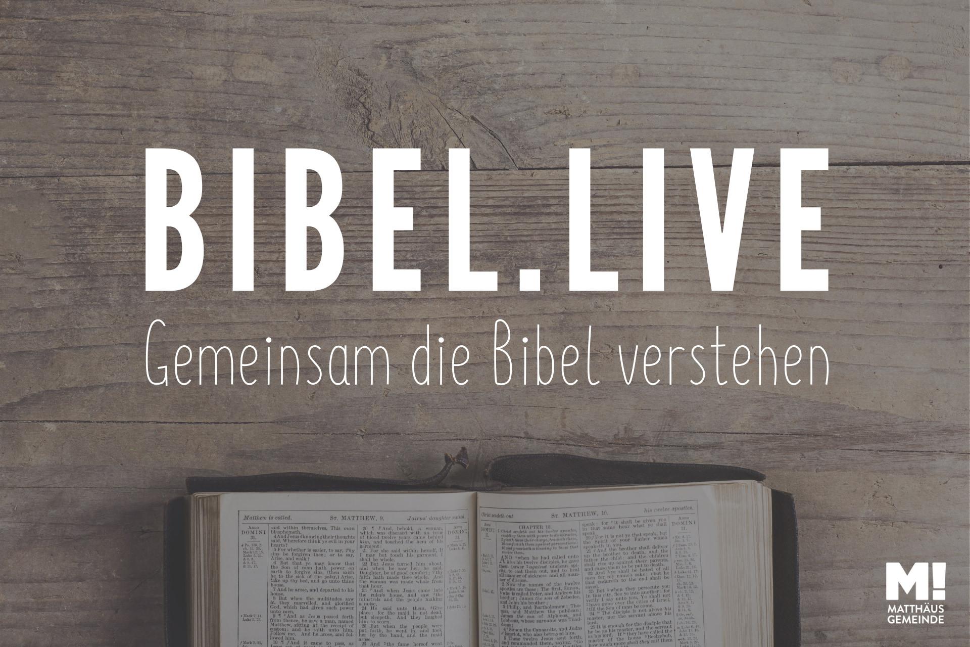 M! Bibel.Live