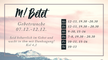 M!-Betet