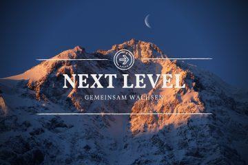 """Seminarwoche """"Next Level"""" vom 1. bis 5. März"""