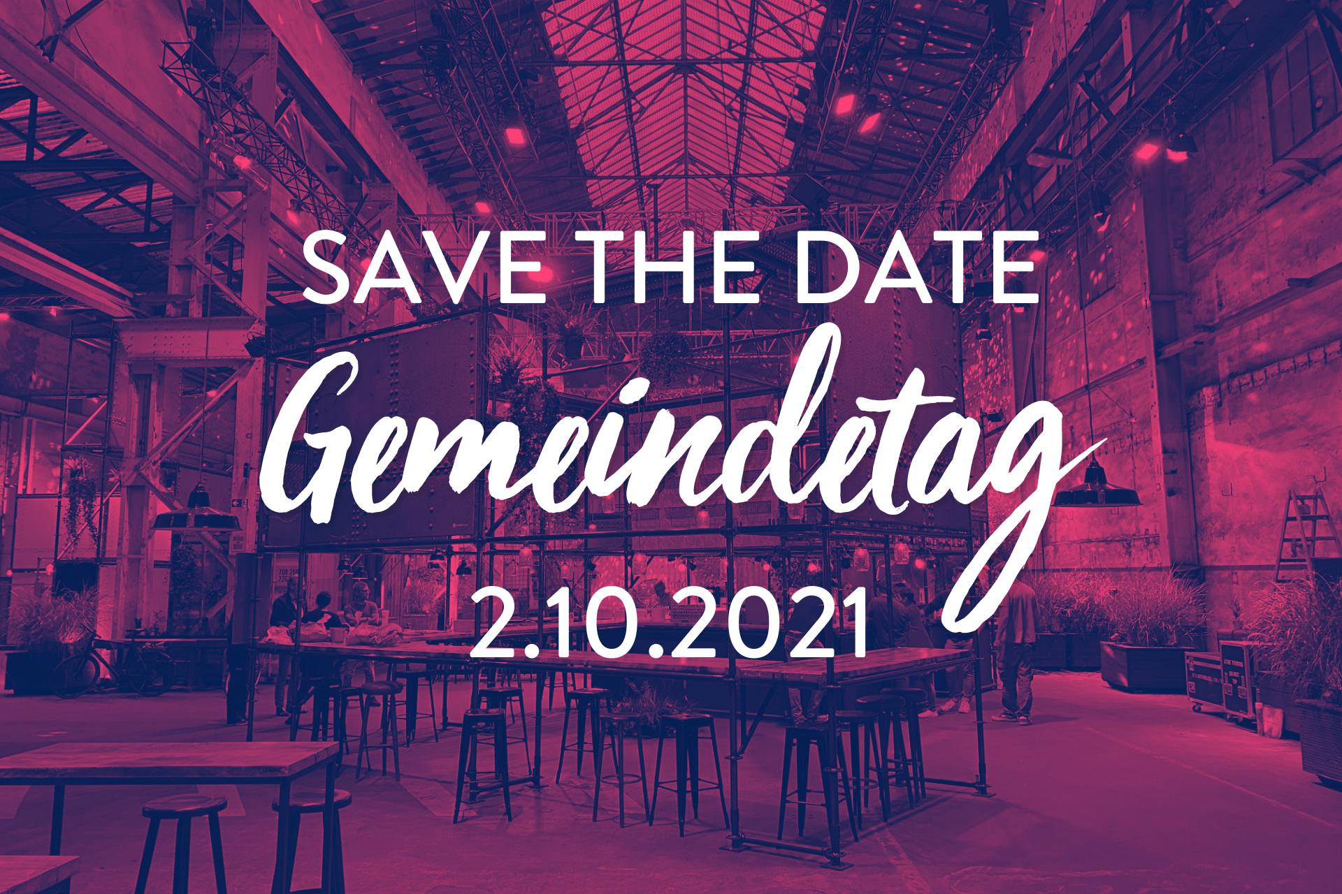 Gemeindetag am 2. Oktober 2021
